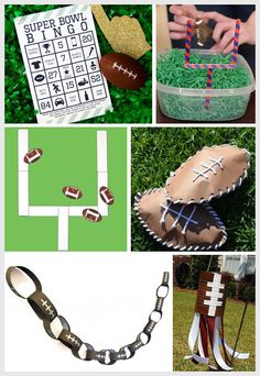 """1. Superbowl Bingo 