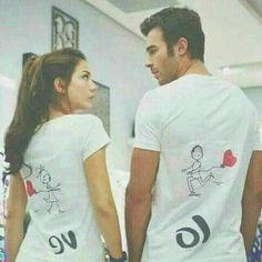 Image about Çilek kokusu on We Heart It Cute Couples Photos, Cute Couples Goals, Romantic Couples, Couple Photos, Most Beautiful Images, Beautiful Couple, Couple Goals Relationships, Pakistani Dramas, Turkish Actors