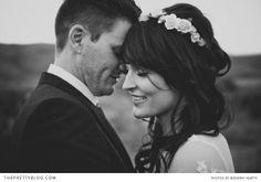 Brad & Leigh - Feel at Home | Real weddings | The Pretty Blog