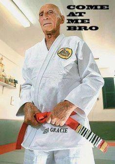 Helio Gracie - Respect.
