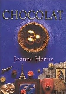 Chocolat by Joanne Harris - Book Review.   One of my ALL TIME favourites!