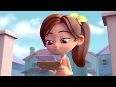 """CGI 3D Animated Short Film HD: """"On The Same Page Short Film"""" by Carla Lutz and Alli Norman - YouTube"""