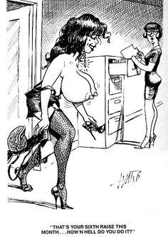Bill Ward Cartoons Porn Pictures