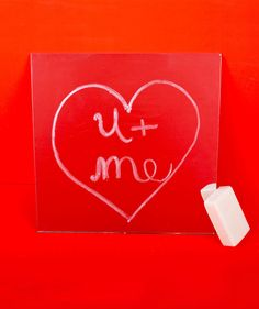 Keep your love notes clean: Scribble on a mirror with a bar of soap. It is cheaper than lipstick and wipes off more easily.