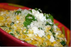 Over the top, off the charts and outrageously delicious is the only way to describe this creamed corn  Oh my word, to say that we enjoyed th...