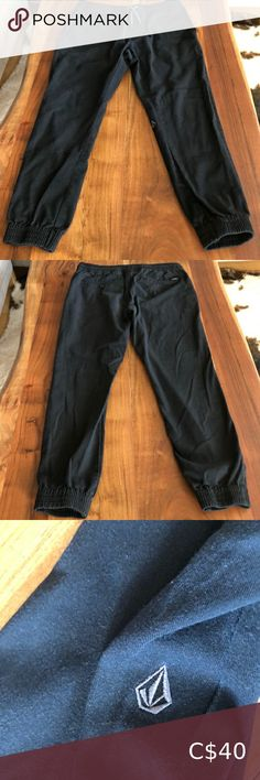 Volcolm Joggers Volcolm Joggers   Excellent used condition. No rips or holes. Volcom Bottoms Sweatpants & Joggers Slim Joggers, Jogger Pants, Sweatpants, Marc Jacobs Hobo Bag, Rachel Pally, Plus Fashion, Fashion Tips, Fashion Trends, Classic Leather