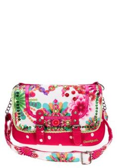 Desigual olkalaukku Avon, Bags, Fashion, Handbags, Moda, Fashion Styles, Fashion Illustrations, Bag, Totes