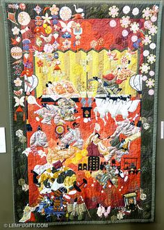 140125 Tokyo Quilt Show 2014-48 | Flickr - Photo Sharing!