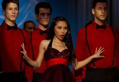 Jessica Sanchez is awesome and I like her even better now that she has been on Glee!