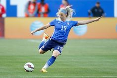Is Julie Johnston the hottest woman soccer player on Team USA at 2015 World Cup?