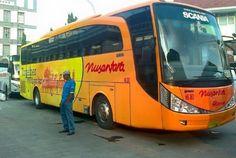 """Harga Tiket Bus Nusantara Rute """"Jakarta – Semarang – Kudus"""" - http://www.bengkelharga.com/harga-tiket-bus-nusantara-rute-jakarta-semarang-kudus/"""