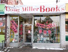 Doug Miller Books; 663 Bloor Street West, Toronto.