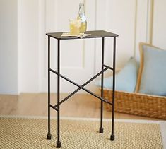 Shop Zane Accent Table from Pottery Barn. Our furniture, home decor and accessories collections feature Zane Accent Table in quality materials and classic styles. Glass End Tables, Wood End Tables, Small Tables, Side Tables, Coffee Tables, Narrow Side Table, Drum Side Table, C Table, Drink Table