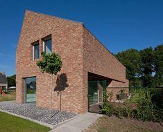 Joris Verhoeven Architectuur, Riel Estate House, Riel, Tilburg, The Netherlands