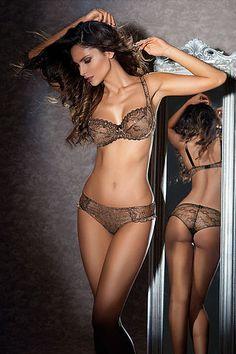 Brown lace lingerie  http://gregsinnercircle.com/blogs/your-internet-marketing-headquarters
