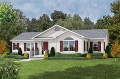 Floorplans For Manufactured And Modular Houses That Are Available From  Oakwood Homes Of Asheville.