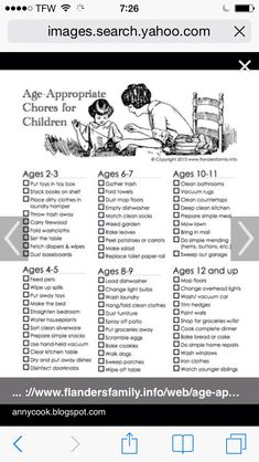 Chores create a child's entry level work ethic. Show them with love that everyone has a task and purpose.