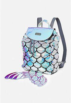 Mermaid Mini Rucksack