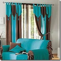 Maison On Pinterest Toile Window Swags And Deco