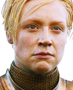 Brienne...def. kool chick...sooo much honor nd loyalty-