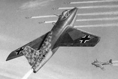 Messerschmitt Me 263: rocket-powered fighter aircraft developed towards the end of World War II.   In April, the Americans occupied the plant and captured the three prototypes and the mock-up. The V2 was destroyed but another prototype ended up in the USA. The rest was handed over to the Russians who then created their own Mikoyan-Gurevich I-270 interceptor.