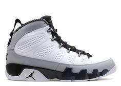 Air Jordan 9 Barons ( White Black-Neutral Grey ) - The Jordan 9 Retro  Barons is scheduled to release April atselectJordan Brand accounts  nationwide 5f535ad42