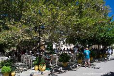Οικογενειακές διακοπές στα Κύθηρα. - To Cafe tis mamas Travelling, Dolores Park, Street View