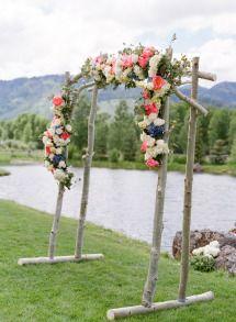 Rustic Jackson Hole Wedding   Photos