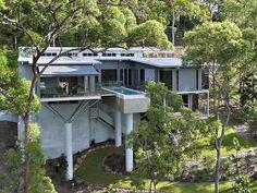 Treetops Residence in Brisbane, Australia