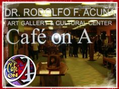 Oxnard, CA ~ The Acuña Gallery at Cafe on A presents their annual Holiday Art Sale with original work by local artists on December 12-13, 2015.