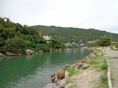 Barra da Lagoa - Florianópolis