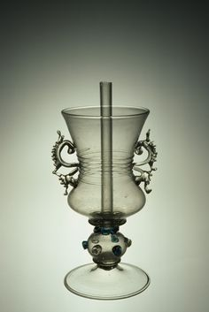 trick goblet from Corning Glass collection.