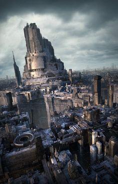 Gray Matters | metal-maniac-starship-mechanic: Babel by Mike...