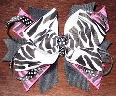 Girls hair bows!