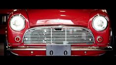 Back in BMC changed Britain's automotive landscape with the unveiling of the original Mini. 54 years on and the little saloon remains as charming and iconic as ever. Minis, Mini Lifestyle, Classic Mini, Britain, Antique Cars, Automobile, The Originals, Mini Coopers, Mini Stuff