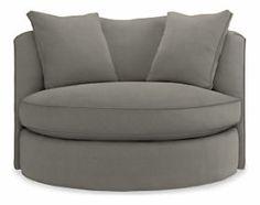 Eos Custom Swivel Chair - Chairs - Custom - Room & Board