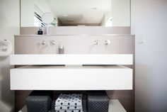 Badkamermeubels - Wood Creations - Meubels & Interieur op maat