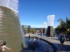 A historic Navy destroyer, a kid-friendly museum, and an awesomely dynamic spray park make this…