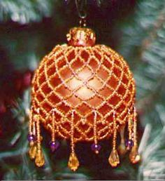 Free Beaded Christmas Patterns | Tuesday, December 14, 2010