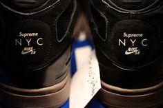 NYC Supreme x Nike SB