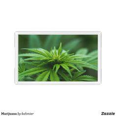 Marijuana Acrylic Jo