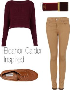 """""""Eleanor Calder Inspired"""" by one-direction-outfits1 ❤ liked on Polyvore"""