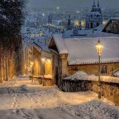 Prague. Czech Republic.