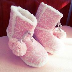 Para unos pies bien calentitos