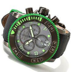 *New*Invicta+Men's+Sea+Hunter+Pro+Diver+Chronograph+Exhibition+Back+Watch+10718