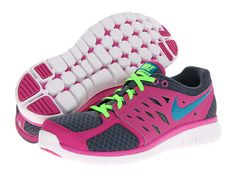 b7f89a904d77 Nike Flex 2013 Run Wolf Grey Blue Hero Club Pink Green Glow -