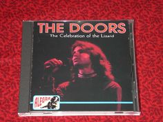 The Doors The celebration of the Lizard 1995 release #thedoors #cd #live