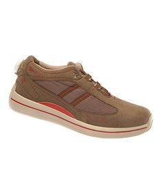 Look what I found on #zulily! Barefoot Freedom Brown Bethany Sneaker by Barefoot Freedom #zulilyfinds