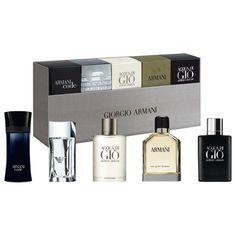 7fce4869b80 Giorgio Armani Collection 5 Piece Gift Set for Men. Perfume NZ