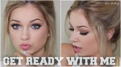 Get Ready with Me: Clubbing Makeup Tutorial // COLLAB WITH GLITTERALITTL...#macup101 #toristerling #youtube #club #glitteralittle #collab #makeup #tutorial #summer #2015